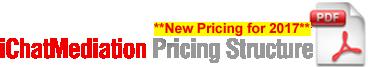 iChat Mediation Pricing